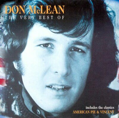 The Very Best Of Don Maclean CD (1999)