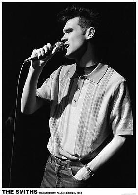 23x33 UK IMPORT 52399 THE SMITHS VINTAGE MUSIC PHOTO POSTER