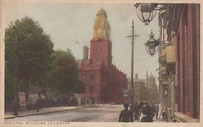 LEICESTER( Leicestershire) : Municipal Buildings