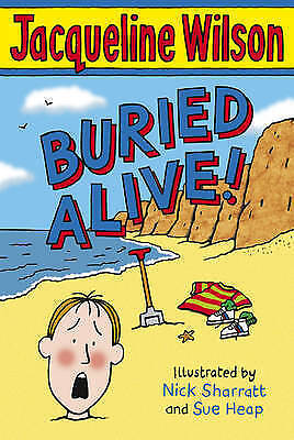 Buried Alive! by Jacqueline Wilson (Paperback) New Book