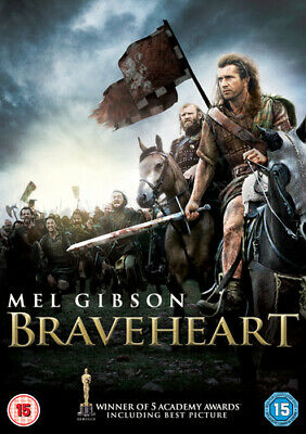 Braveheart DVD (2014) Mel Gibson cert 15 Highly Rated eBay Seller, Great Prices
