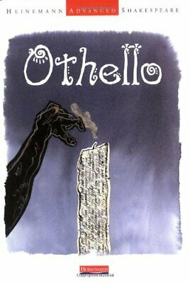 Heinemann Advanced Shakespeare: Othello by Shakespeare, Mr William Paperback The