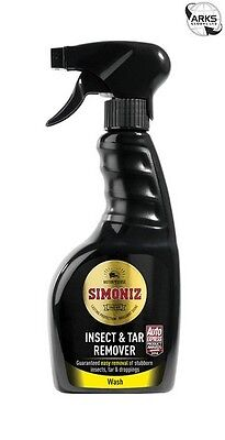 SIMONIZ Insect & Tar Remover Spray - 500ml - SAPP0061A