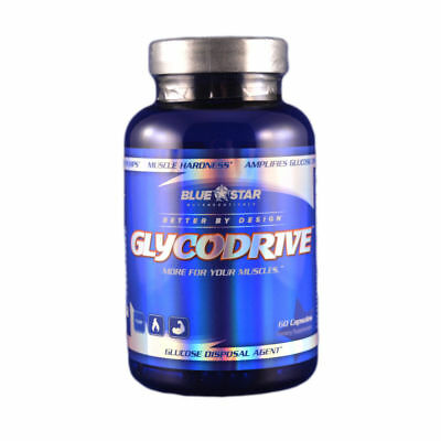 Blue Star Nutraceuticals Glycodrive, 60 Capsules