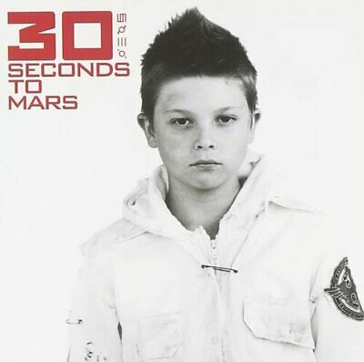 30 Seconds to Mars : 30 Seconds to Mars CD (2002)