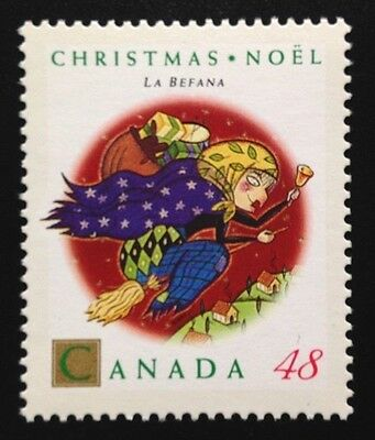 Canada #1453 MNH, Christmas Personages Stamp 1992