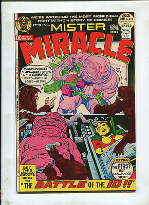 Mister Miracle #8 (8.5) The Battle Of The Io! 1972