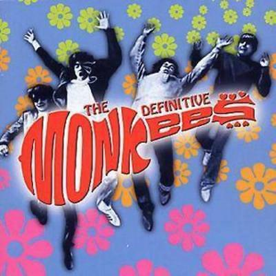 The Monkees : The Definitive Monkees CD (2001) ***NEW***