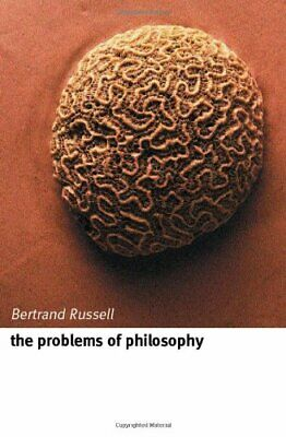 The Problems of Philosophy (OPUS), Russell, Bertrand Paperback Book The Cheap