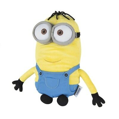 Minions Kevin Warmies Microwaveable Fully Heatable Lavender Scented Cozy Plush