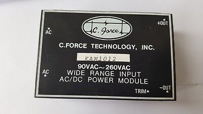 C.FORCE TECHNOLOGY KAM1012 power module