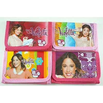 NEW Violetta Girls Kids Women Purse Coins Wallet Party Bag Gifts + GIFT