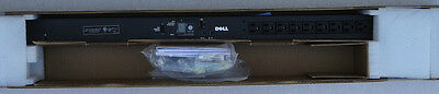 **NEW** DELL Metered Rack Power Distribution Unit PDU J519N 100-120VAC DELL6803
