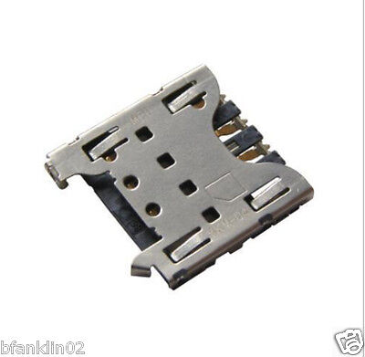 BlackBerry Q10 Z10 Micro Sim Card Reader Holder Adapter Slot Tray Connector