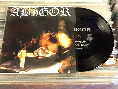 "Abigor shockwave 7"" ep dissection belphegor barathrum mayhem marduk"