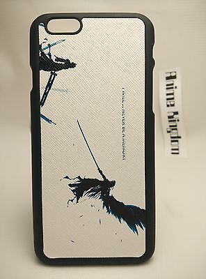 USA Seller Apple iphone 6 & 6S Anime Phone case Cover Cool Final Fantasy