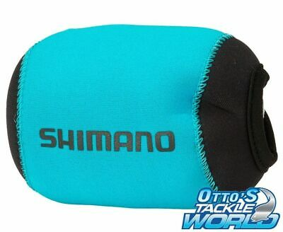 Shimano Fishing Overhead Neoprene Reel Covers BRAND NEW at Otto's Tackle World