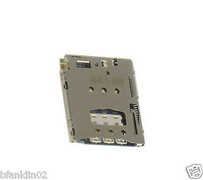 BlackBerry Q5 R10 Z30 Sim Card Holder Reader Slot Tray Replacement Part