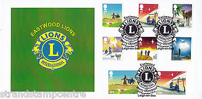 2010 Christmas (Stamps) - Eastwood Lions Official