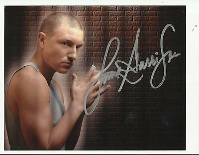 Lane Garrison Genuine Signed Photo Film Star Autograph Coa Prison Break Ncis