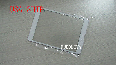 """USA-Touch Screen Glass Digitizer FOR Trio AXS 4G 7.85""""inch 16GB WHITE 195*130MM"""