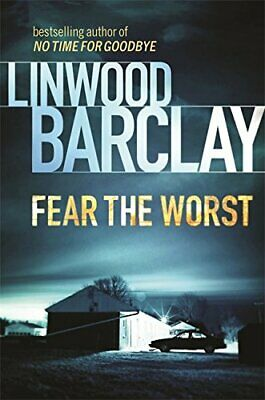 Fear the Worst by Barclay, Linwood Hardback Book The Cheap Fast Free Post