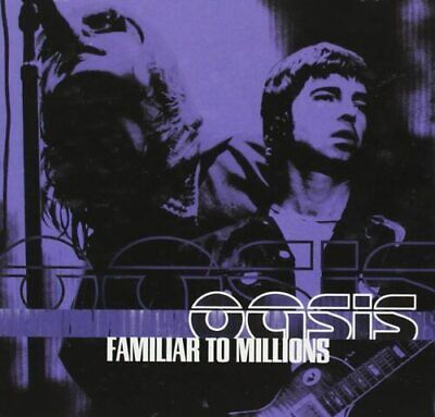 Oasis : Familiar To Millions CD (2001) Highly Rated eBay Seller, Great Prices