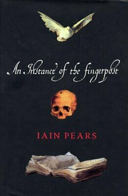 An Instance of the Fingerpost, Pears, Iain Hardback Book The Cheap Fast Free