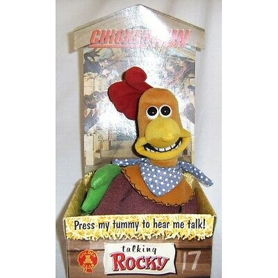 Rocky, Chicken Run, Soft Toy 320207