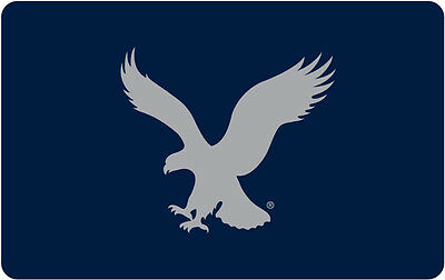 $25 American Eagle Physical Gift Card - Standard 1st Class Mail Delivery