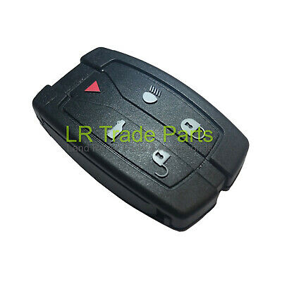 Land Rover Freelander 2 New Programmable Complete Remote Key Fob & Blade (2007+)