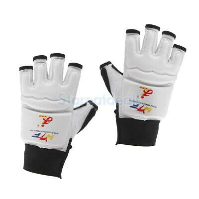 Taekwondo Federation Boxing Sparring Karate Judo Hand Protector Glove XS-XXL