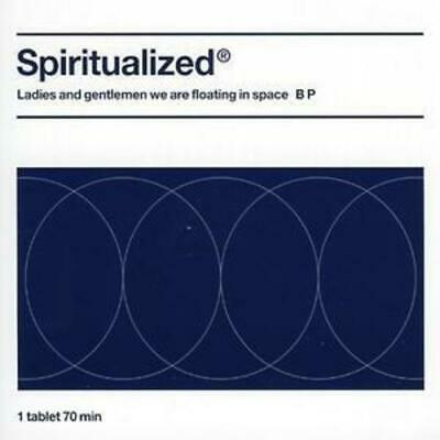 Spiritualized : Ladies and Gentlemen We Are Floating in Space CD (1997)