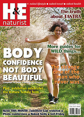 H&E naturist July 2015 magazine health efficiency