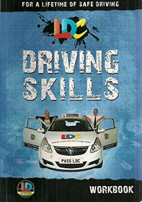 The Driving Skills Workbook...Made Easy by MacRitchie, Aeneas Paperback Book The