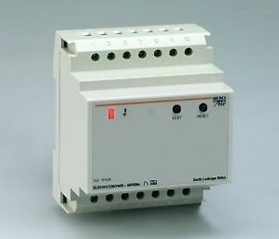 Broyce Control Earth Leakage Relay Fixed Type A 300ma ELRF Din Rail