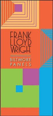 Frank Lloyd Wright-Biltmore Panels Notrcards-NEW-Pomegranate