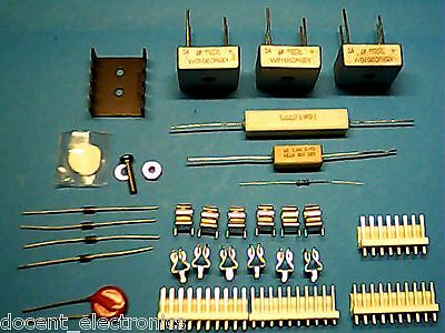 AS-2518-18 Power Supply Repair Kit for Bally & Stern pinballs