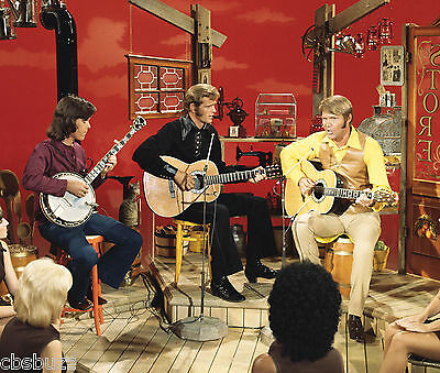 The Glen Campbell Goodtime Hour - Tv Show Photo #43 - Glen Campbell + Jerry Reed