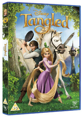 Tangled DVD (2012) Nathan Greno cert PG Highly Rated eBay Seller Great Prices