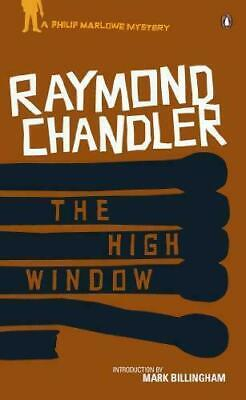 The High Window by Raymond Chandler (Paperback) New Book