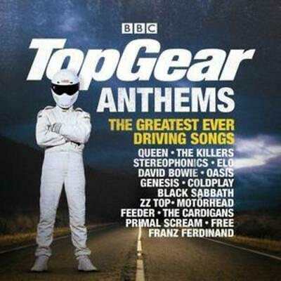Various Artists : Top Gear Anthems: The Greatest Ever Driving Songs CD (2007)