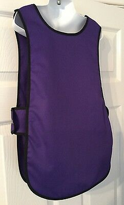 Wholesale Job Lot 10 Brand New Kids Childrens Tabards Aprons Purple Clothes