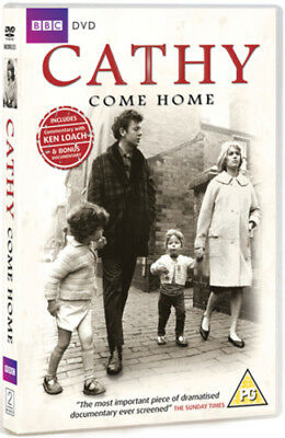 Cathy Come Home DVD (2011) Ray Brooks, Loach (DIR) cert PG ***NEW*** Great Value