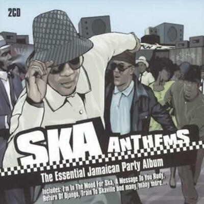 Various Artists : Ska Anthems - The Essential Jamaican Party Album CD (2005)