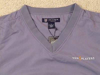 """""""the Players Championship"""" Mesh Lined Vest W/pockets By Oxford Golf - Large -Nwt"""