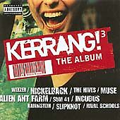 Various Artists : Kerrang! 3: The Album CD Incredible Value and Free Shipping!