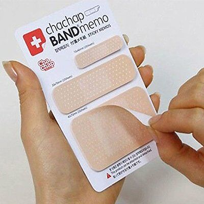 Cute Bandage Sticker Post-it Bookmark Point It Marker Memo Flags Sticky Note