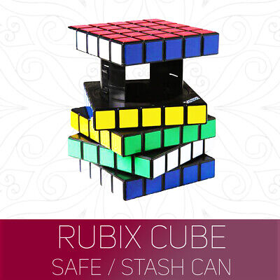 Rubix Cube Safe/Stash Box