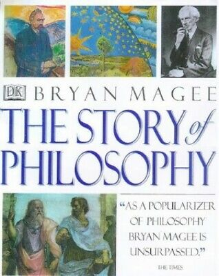The Story of Philosophy by Magee, Bryan Hardback Book The Cheap Fast Free Post